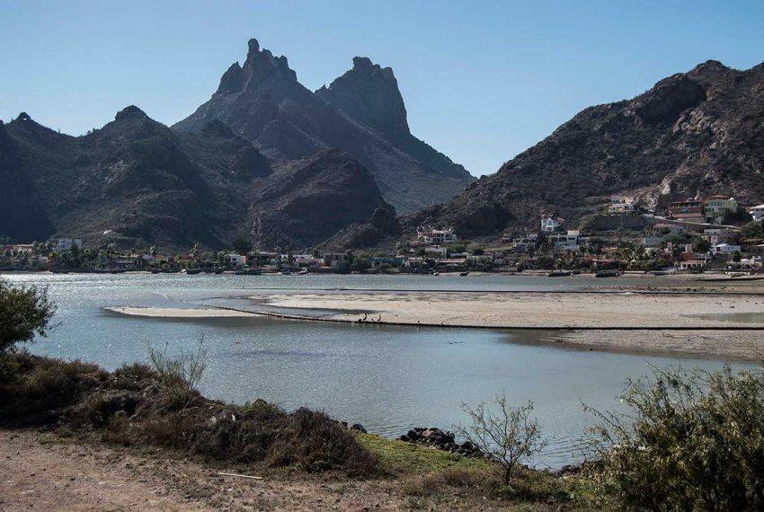 Estero Bahia San Carlos Sonora